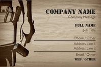 Carpentry woodworking standard business cards templates designs upload it cheaphphosting Gallery