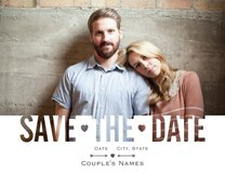 Save The Date Cards Templates Designs Vistaprint