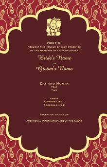 Wedding Invitations Templates Designs Vistaprint