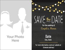 Wedding Events Save The Date Magnets Templates Designs Vistaprint - Save the date magnet templates