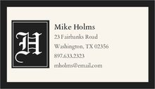 geometric borders personal business cards templates designs