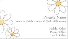 Mommy cards personal business cards templates designs vistaprint upload it colourmoves