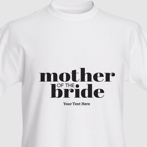 Personalized T Shirts For Wedding Party Vistaprint
