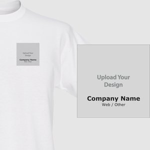 Fruit of the Loom® ink printed heavy cotton HD™ T-shirt