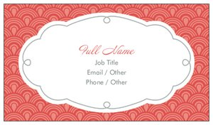 Cute Business Cards Vistaprint