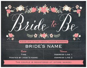 Wedding Invitations Vistaprint.Chalkboard Wedding Invitations Vistaprint