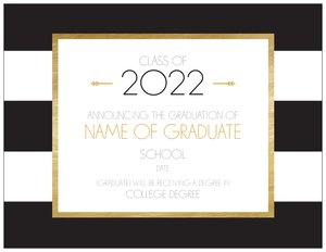 high school graduation party invitations vistaprint