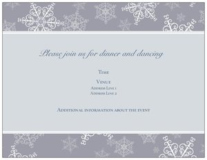 reception only invitations vistaprint