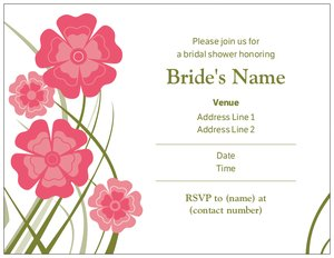 brunch invitations vistaprint