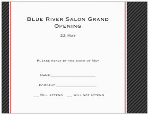 Grand Opening Invitations Vistaprint