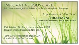 INNOVATIVE BODY CARE