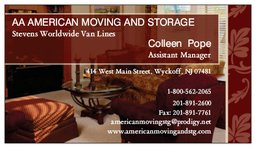 Email Aa American Moving And Storage View Larger
