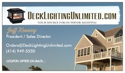 Deck Lighting Unlimited