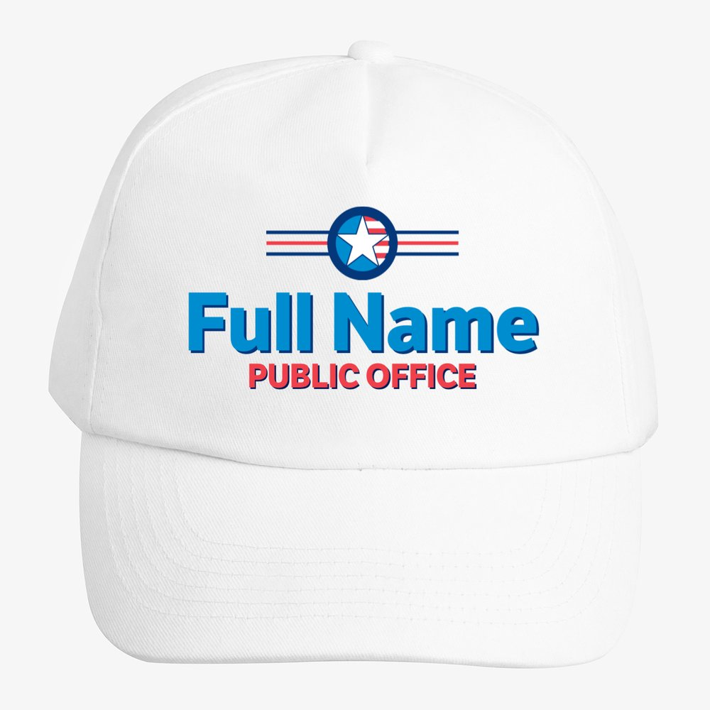 Vistaprint Custom 2020 Election Printed Hats