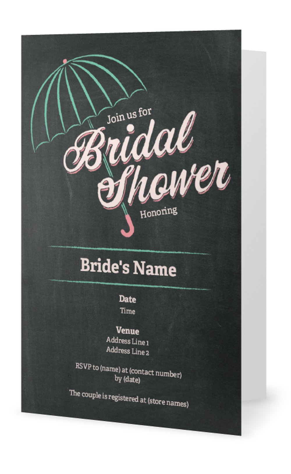 Vista Print Bridal Shower Invitations for your inspiration to make invitation template look beautiful