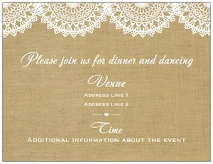 DIY wedding invitations - Wedding Events