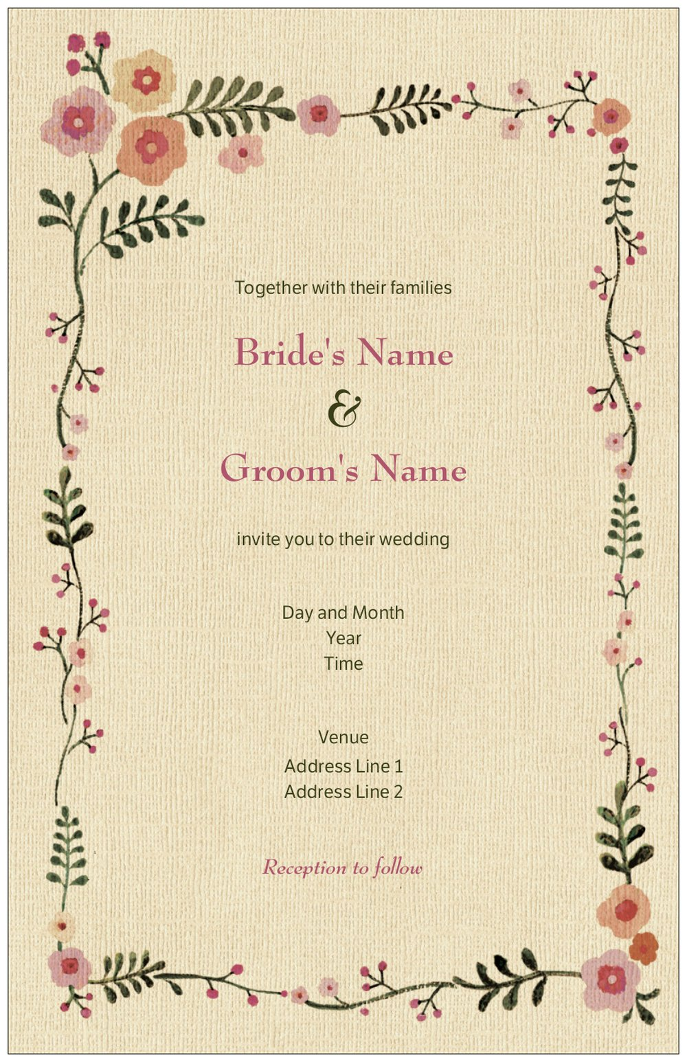 Vista Print Bridal Shower Invitations is the best ideas you have to choose for invitation example