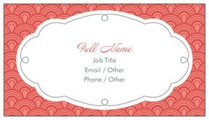 cute business cards - Retail & Sales
