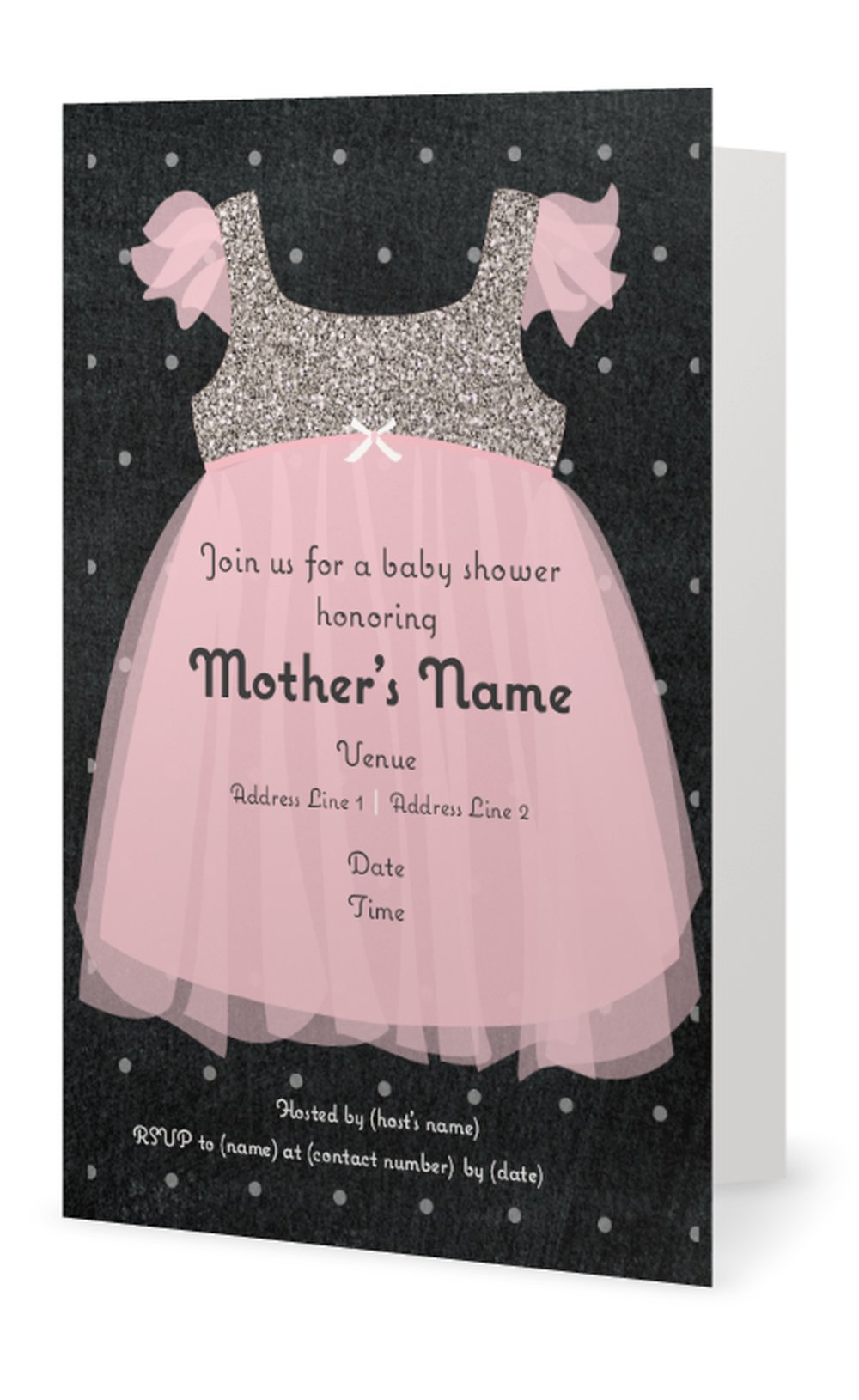 Vistaprint Baby Shower Invitations is an amazing ideas you had to choose for invitation design