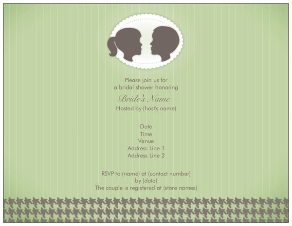 couples baby shower invitations bridal shower