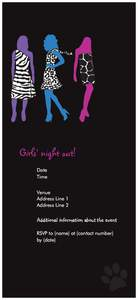 baby shower invitations for girls - Generic Style Design