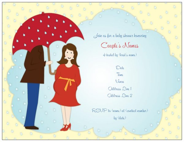 baby shower invitations customize your couples baby shower invitations