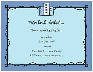 party city invitations - Generic Style Design