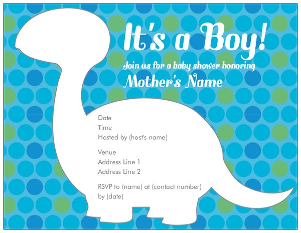 dinosaur invitations check out our 5 designs for dinosaur invitations