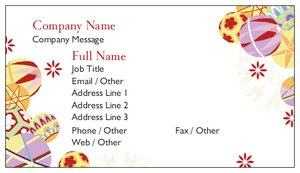 cute business cards - Patriotic & Military