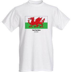 Cheap printed t shirts UK - Flags