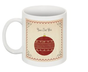 christmas mug - Holiday