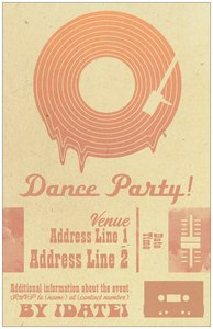 Cheap party invites - Theme Parties