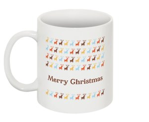 christmas mug - Fun & Whimsical