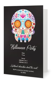 halloween party invites - Holiday