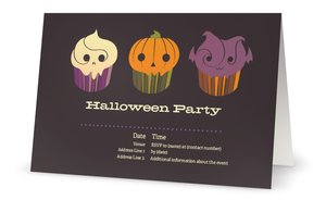 halloween party invitations - Holiday