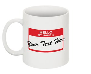 named mugs - Humorous
