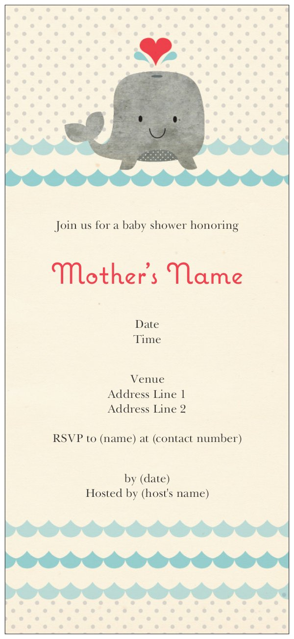 baby shower invitations customize your neutral baby shower invitations